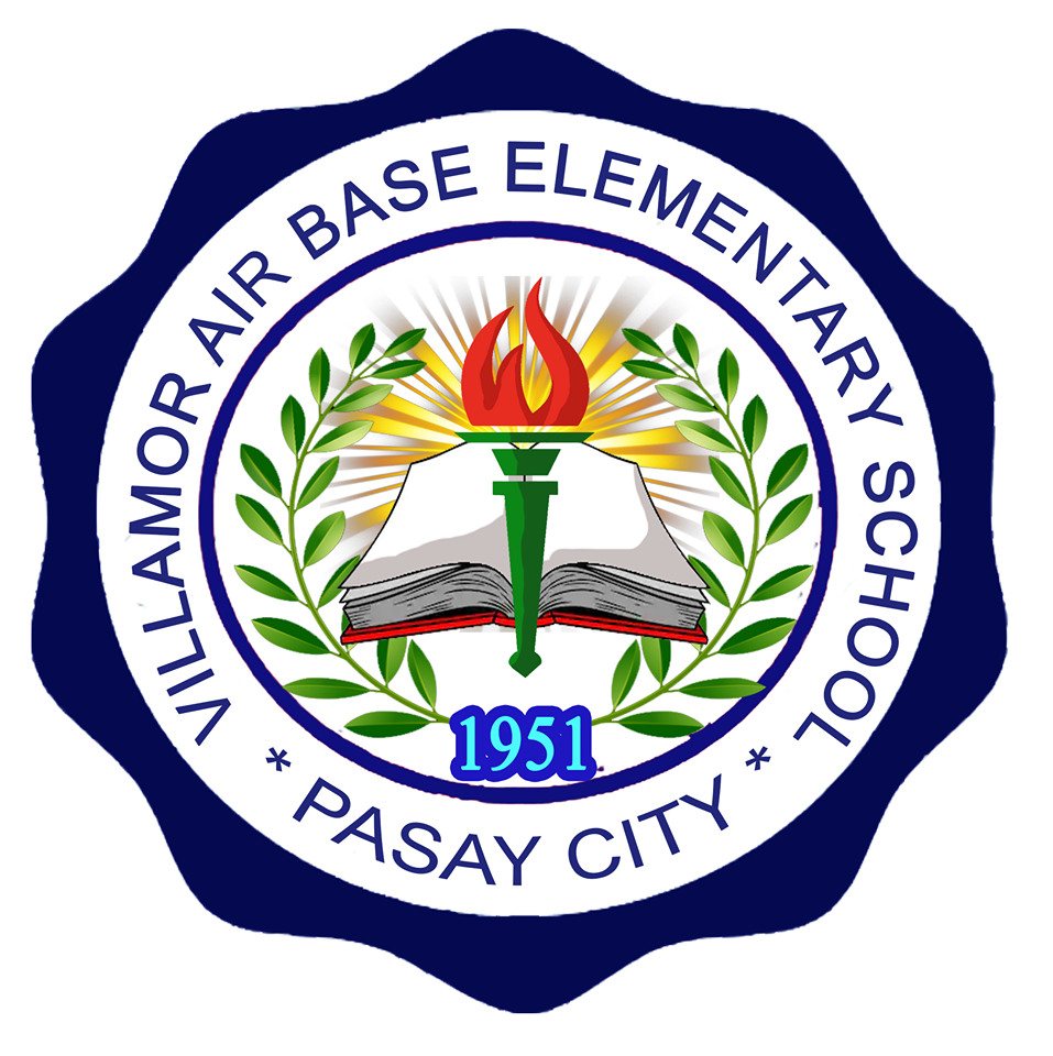 Villamor Air Base Elementary School Official Logo